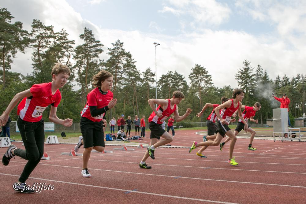 Clubkampioenschappen sprint 2019