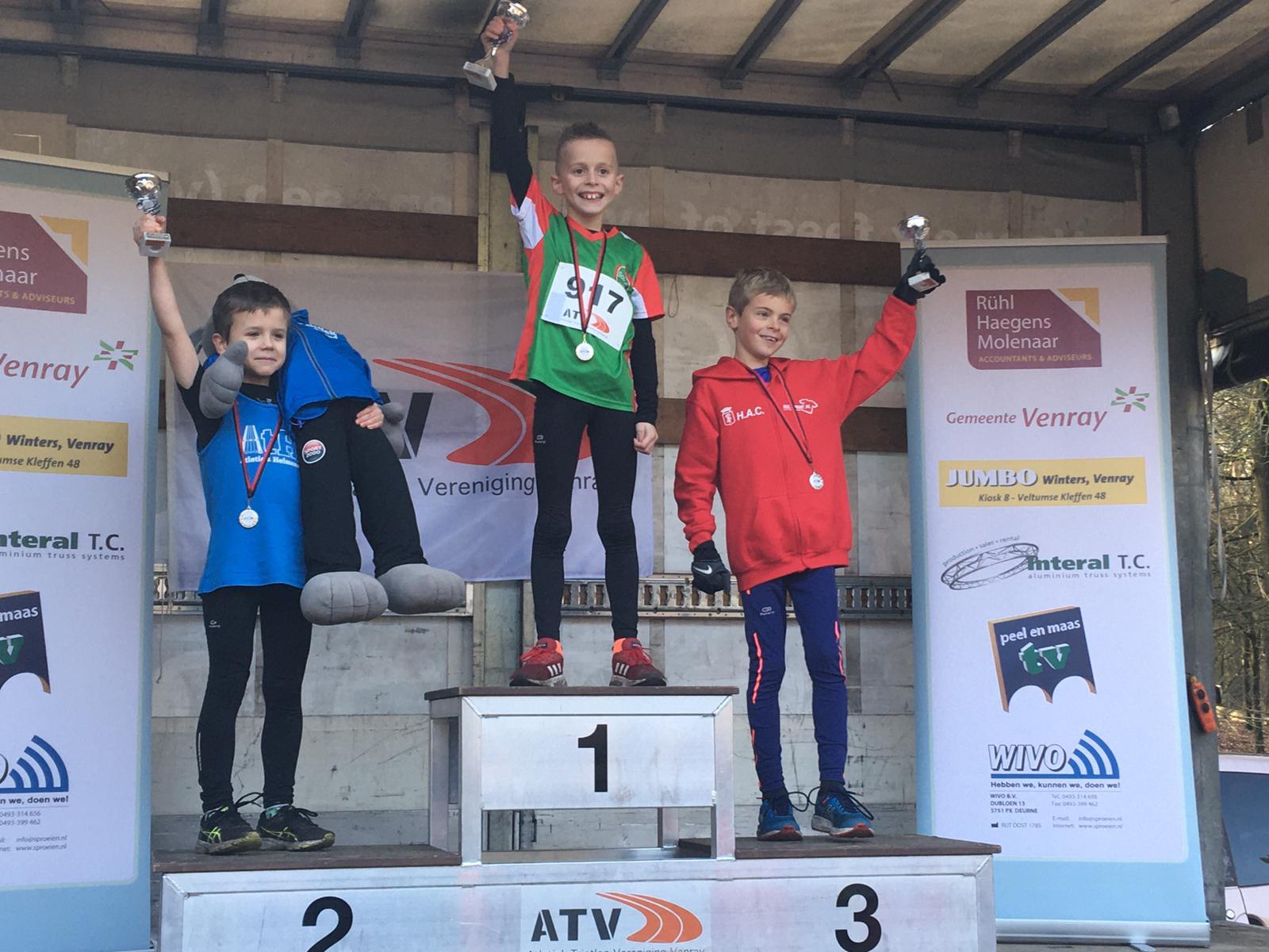 Floris Prins Vlakwatercross
